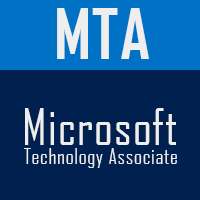 Preparation Tests for the Microsoft Technology Associate Certificates